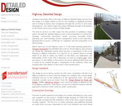Detailed Design Website