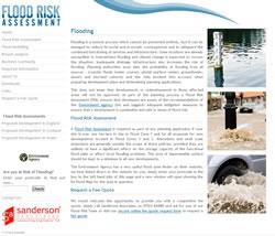 Flood Risk Website