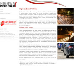 Highway Public Inquiry Website