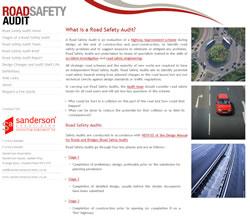 Road Safety Audit Website