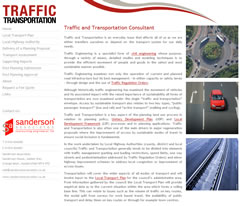Traffic and Transportation Consultant Services